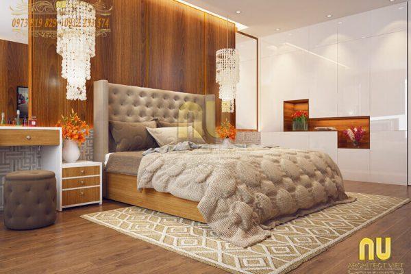 Trang trí phòng ngủ cho vợ chồng mới cưới hạnh phúc viên mãn