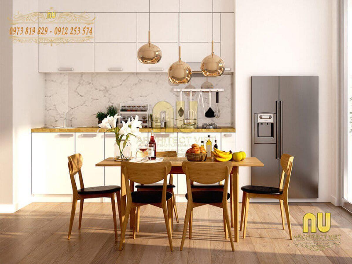 Phong thủy phòng bếp và những nguyên tắc thiết kế cần biết