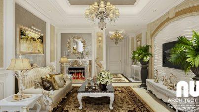 Thi công hoàn thiện nội thất chung cư Goldmark Hồ Tùng Mậu