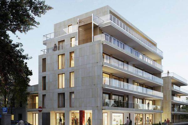 Tổng hợp 15 mẫu thiết kế biệt thự 5 tầng đẳng cấp nhất 2019