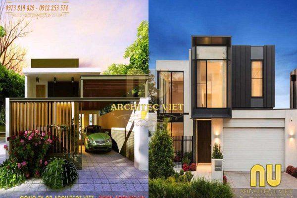 10 mẫu thiết kế biệt thự vườn yên bình nhất cho năm 2020