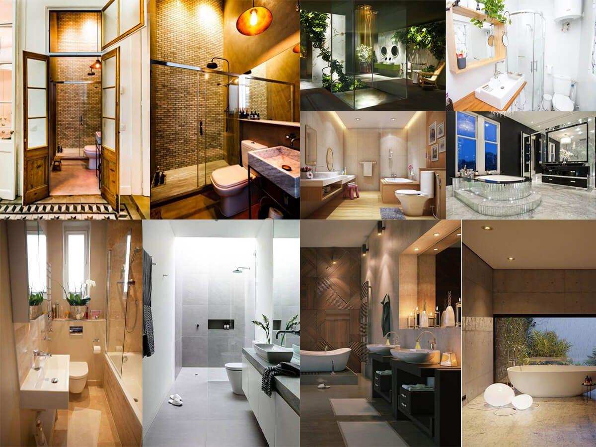 5 xu hướng thiết kế mẫu nhà tắm đẹp CỰC HOT CỰC CHẤT 2019