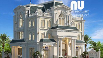 Thiết kế nhà ở kết hợp kinh doanh – TK theo phong thủy
