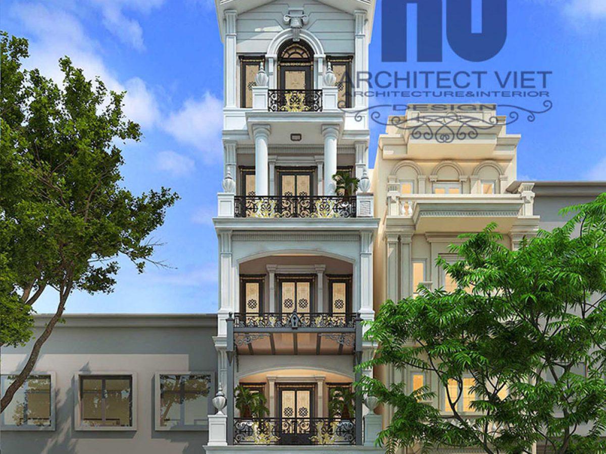 Thiết kế nhà dân dụng tại kiến trúc Architec Việt gồm những hồ sơ gì?