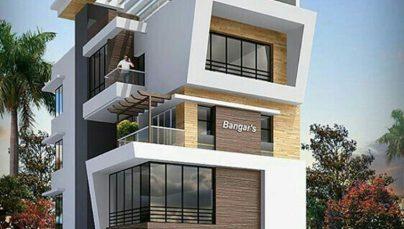 Thiết kế nhà phố 6x17m đẹp tại Hà Nội