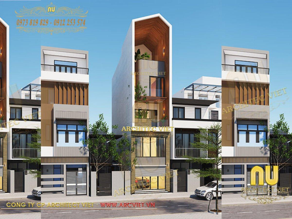 Thiết kế nhà phố đẹp – Tìm hiểu trào lưu kiến trúc hot năm 2019