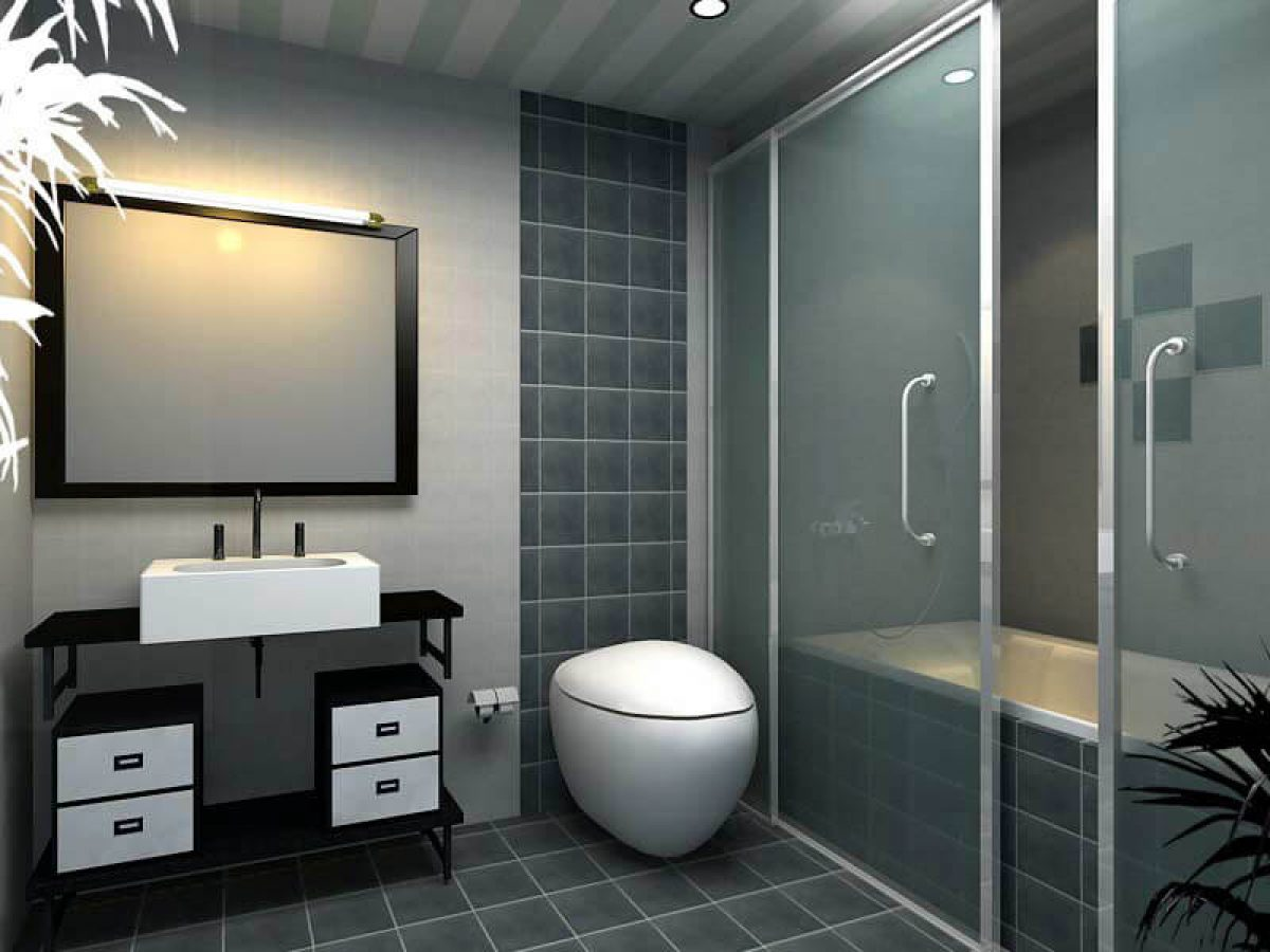Thiết kế nhà tắm đẹp đơn giản bắt mắt với 5 ý tưởng độc đáo
