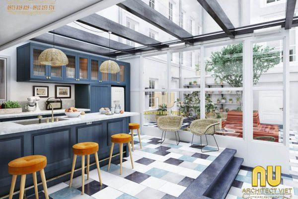 Thiết kế nội thất biệt thự với 4 tiêu chí quan trọng không thể bỏ qua