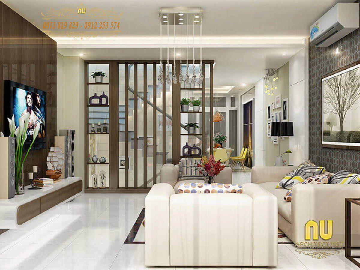 Thiết kế nội thất nhà phố – Điểm nhấn đặc biệt cho không gian sống