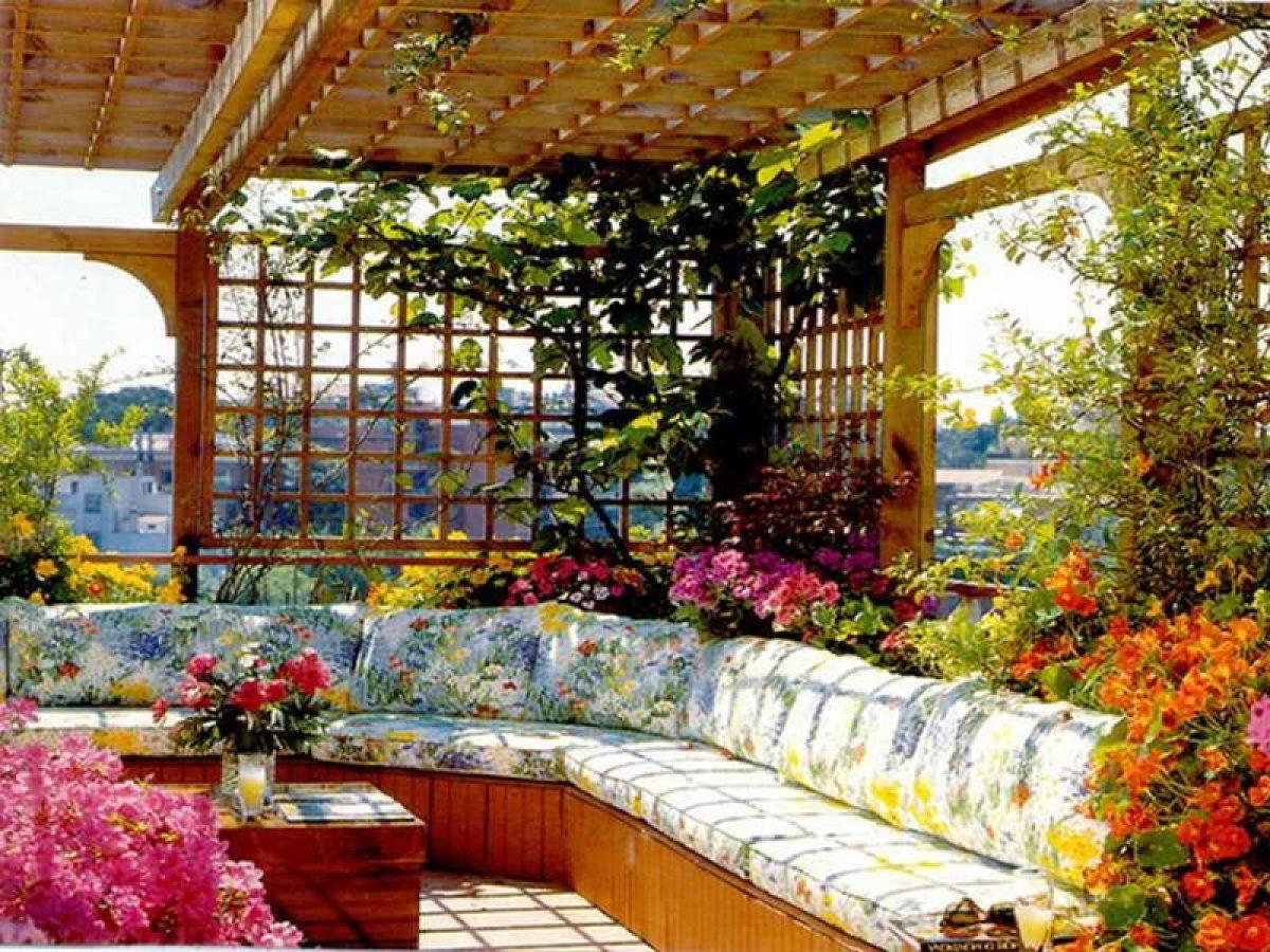 Thiết kế sân thượng đẹp tô điểm không gian sống bạn đã thử chưa?