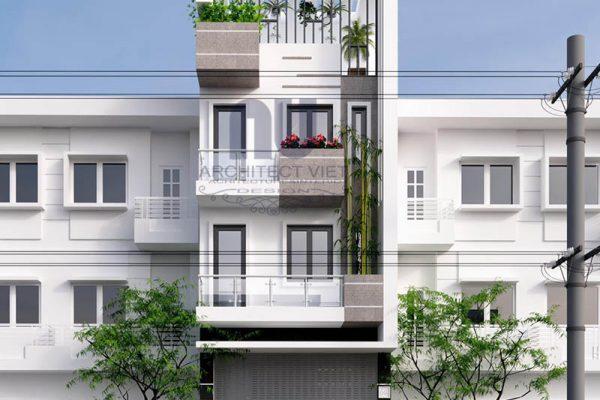 TOP 7 mẫu thiết kế nhà có gara ô tô đẹp và ấn tượng 2019 | Architec Việt