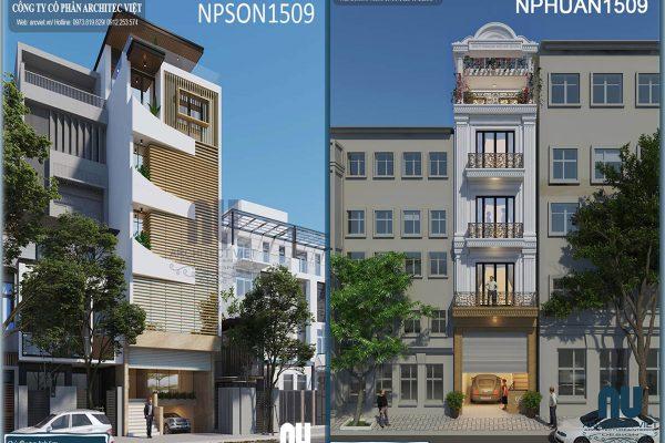 TOP 7 mẫu nhà phố có gara đẹp và ấn tượng nhất xứng đáng điểm 10